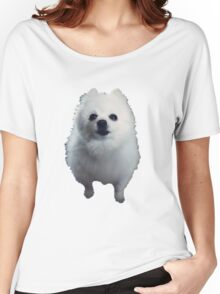 Gabe the Dog Women's Relaxed Fit T-Shirt