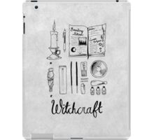 Modern Witch Tools iPad Case/Skin