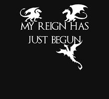 Game of thrones Khalisee My reign has just begun Women's Fitted Scoop T-Shirt