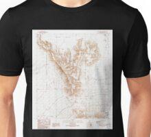 USGS TOPO Map Arizona AZ Childs Mountain 310850 1990 24000 Unisex T-Shirt