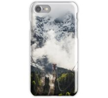 Journey to the Mountain Top iPhone Case/Skin