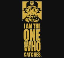 I am the one who catches by Fernando Sala