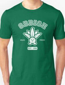 Oddish - College Style T-Shirt