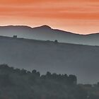Anagni Sunrise by Warren. A. Williams