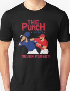 the punch Unisex T-Shirt