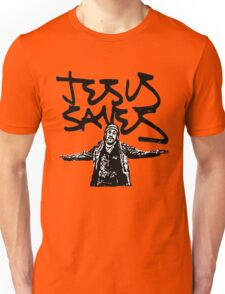 Jesus Saves Unisex T-Shirt