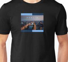 Dublin City, Ireland. Unisex T-Shirt