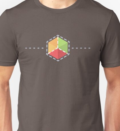 """""""Life is like a prism"""" Unisex T-Shirt"""