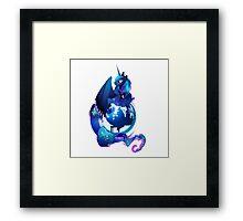 Princess Luna Framed Print