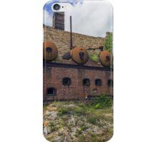 Porth Wen Brickworks iPhone Case/Skin