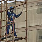 Safety on the scaffold by awefaul