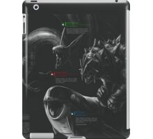 Weather Trio  - Minimal iPad Case/Skin