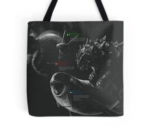 Weather Trio  - Minimal Tote Bag