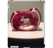 This Donkey has Layers iPad Case/Skin