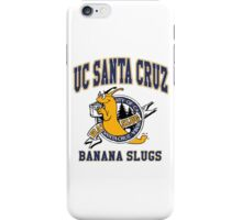 Santa Cruz Banana Slug Fiction iPhone Case/Skin