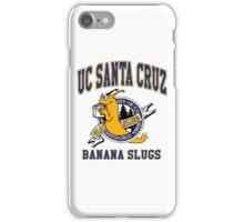 Santa Cruz Banana Slug Fiction iPhone Case/Skin