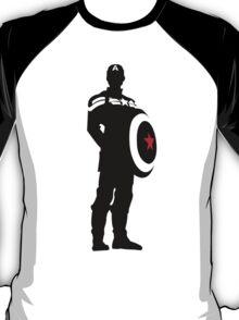 The First Avenger - Captain America T-Shirt