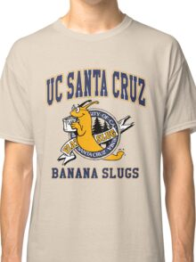 Santa Cruz Banana Slug Fiction Classic T-Shirt