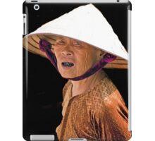 Non La And Black Teeth iPad Case/Skin