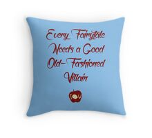 Moriarty Sherlock  Throw Pillow