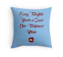 Moriarty Sherlock  Throw Pillow