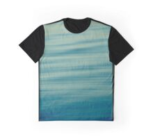 Ocean Abstract Graphic T-Shirt