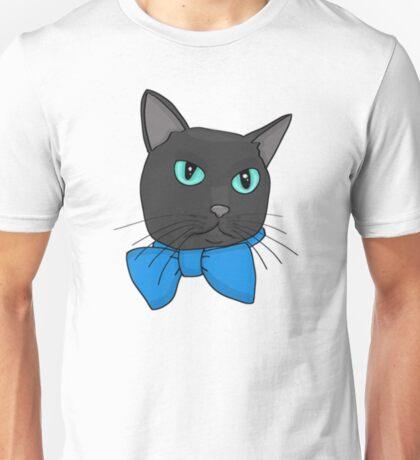 Serious cat Unisex T-Shirt
