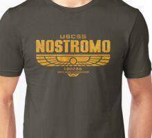 Alien Nostromo logo Unisex T-Shirt