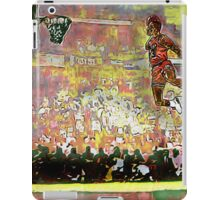 Jordan Firewoks Version - www.art-customized.com iPad Case/Skin