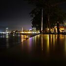 Riverside Phnom Penh by V1mage