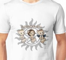 Supercatural Symbol Unisex T-Shirt