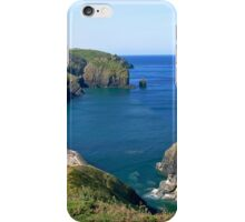 A Cornish panorama iPhone Case/Skin