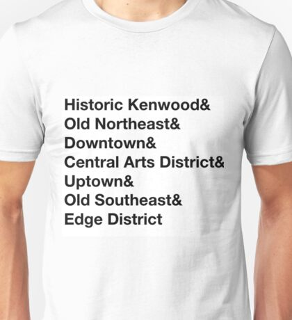 St. Petersburg, FL Unisex T-Shirt