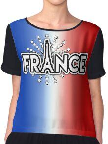 France Chiffon Top