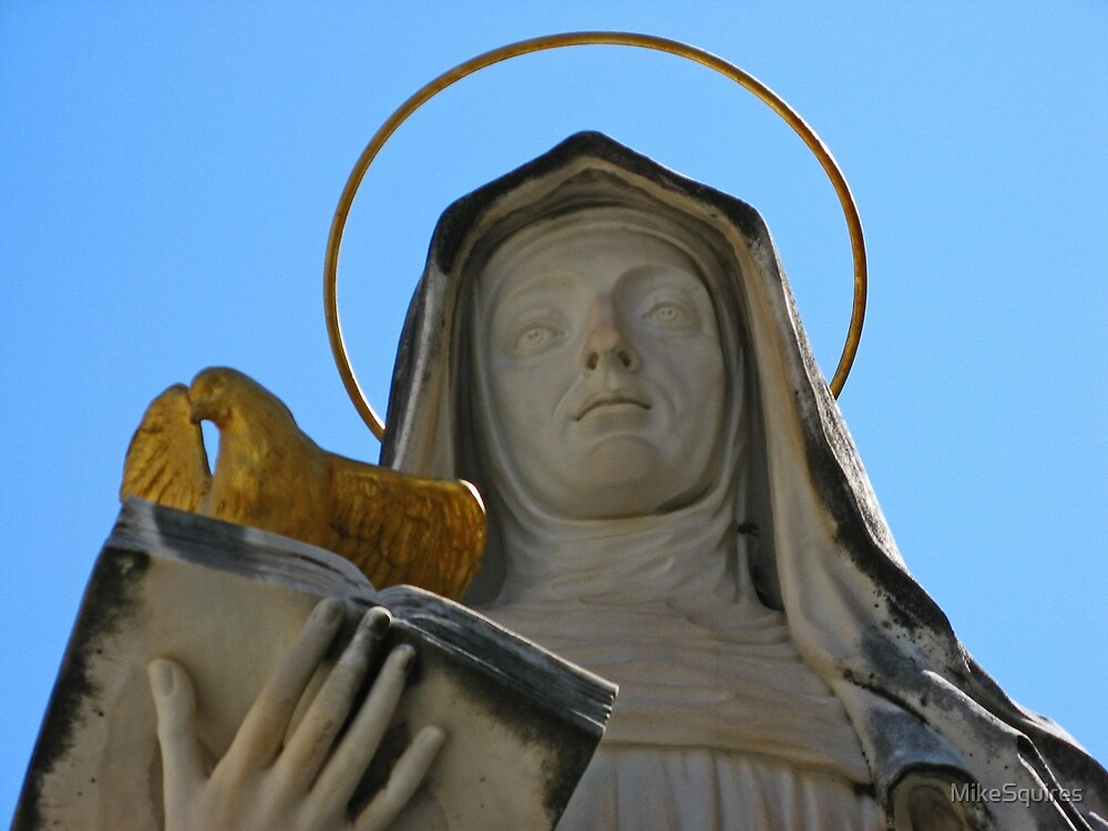 Sister Scholastica by MikeSquires