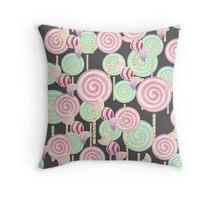 Such a Candy Throw Pillow
