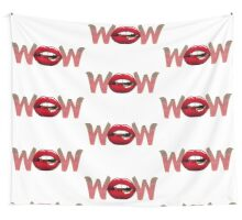 WOW Wall Tapestry