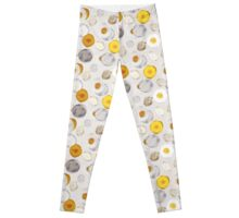 Eggs, spots and traces Leggings