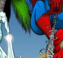 Spider Man and His Amazing Friends Sticker