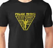 blade runner police crest Unisex T-Shirt