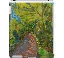 Path Looking Forward iPad Case/Skin