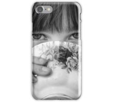 Play Time Tea Break iPhone Case/Skin