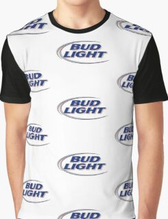 BUD LIGHT LOGO CMPL Graphic T-Shirt