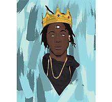 King Bada$$ Photographic Print