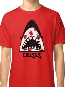 College Shark Classic T-Shirt