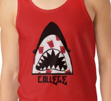 College Shark Tank Top