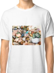 A collection of different Semiprecious Gemstones  Classic T-Shirt