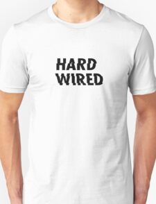 METALLICA NEW ALBUM Hardwired Hard Wired To Self Destruct Unisex T-Shirt