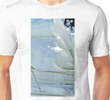Flaking The Mainsail Over The Boom Unisex T-Shirt