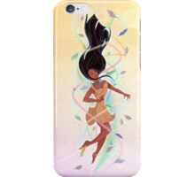 Feel the Colours of the Wind iPhone Case/Skin